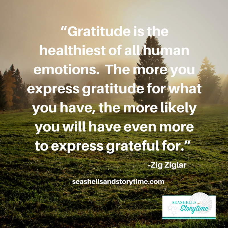 Gratitude leads to success and happiness