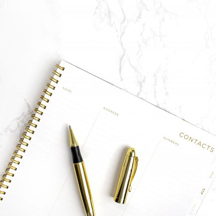 5 Tips to Get and Stay Organized in the New Year