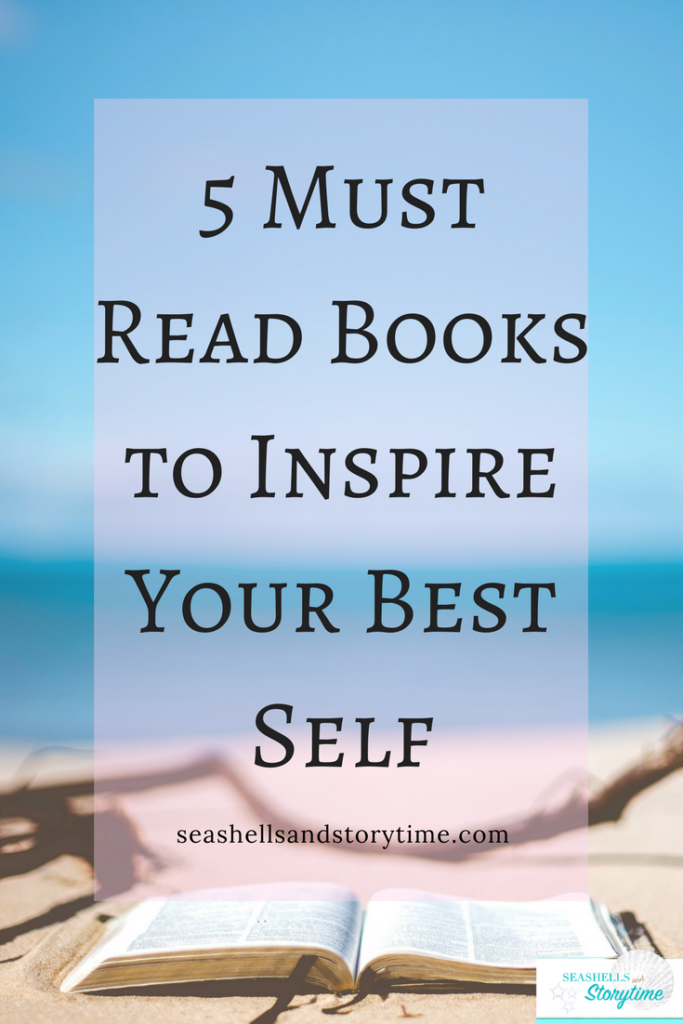 An inspiring list of personal development books with encouragement, wisdom, routines, self-help and advice to help you be the best version of yourself.