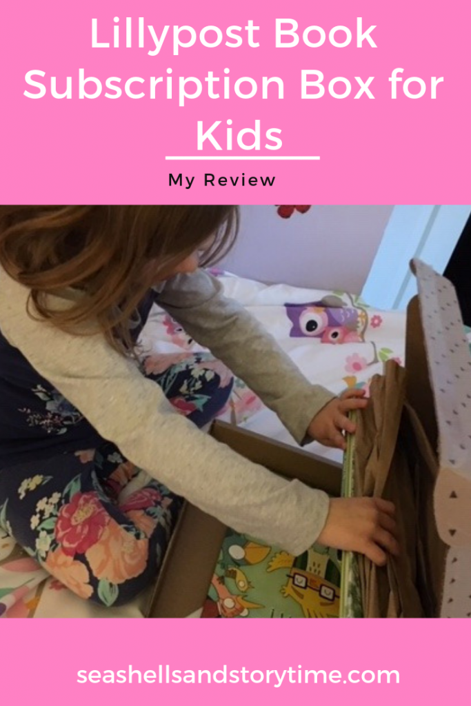 Lillypost is a book subscription box for kids ages 0-7. Instill a love for reading in your children with these fun, high quality, hard-cover books delivered to your door.