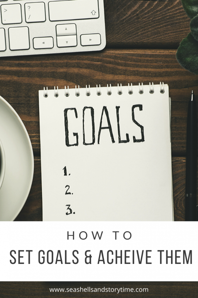 How to set goals and achieve them by breaking goals into long term, annual and 90 day goals. Hold yourself accountable for goals setting and follow through and understand common goal setting mistakes.